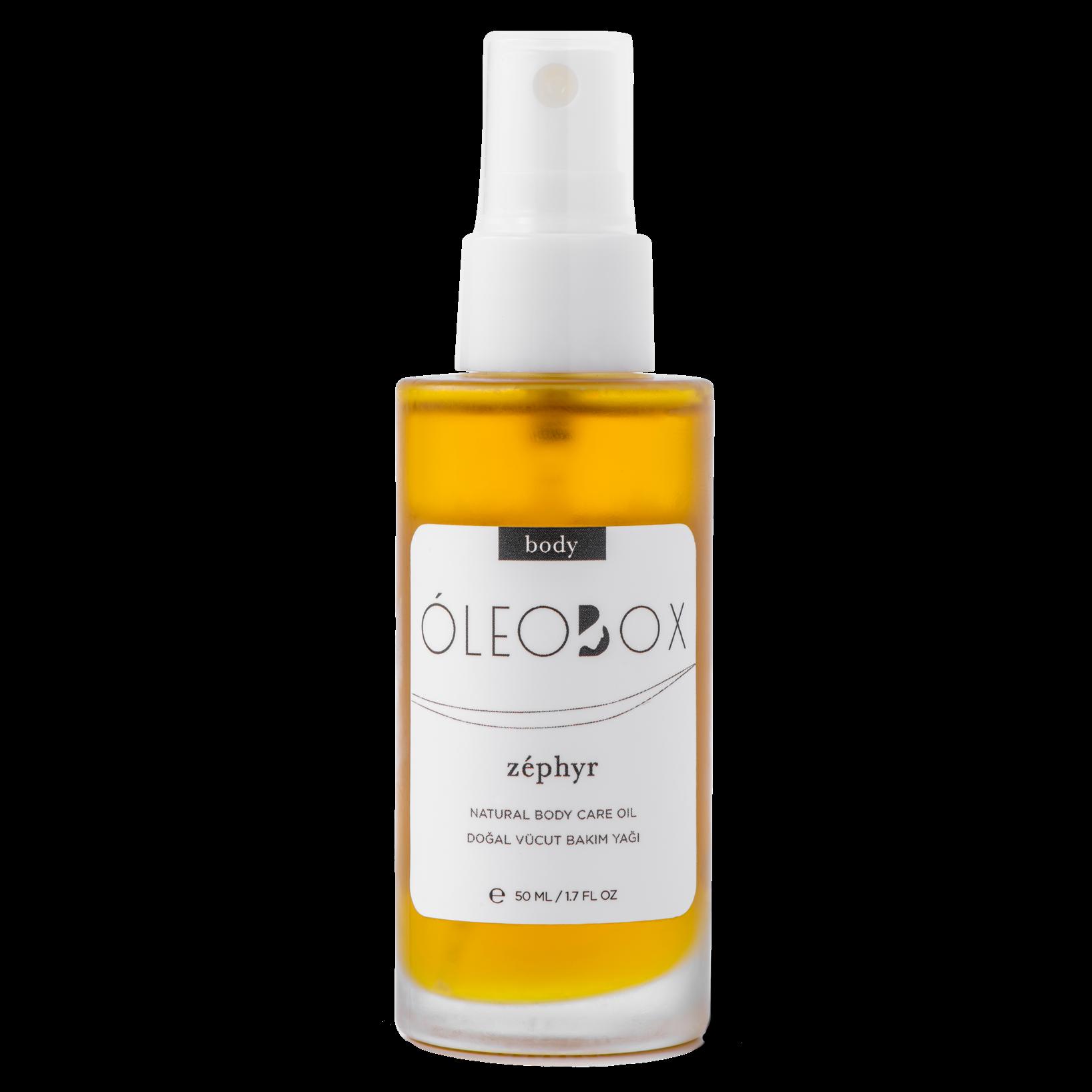 Zéphyr Body Oil